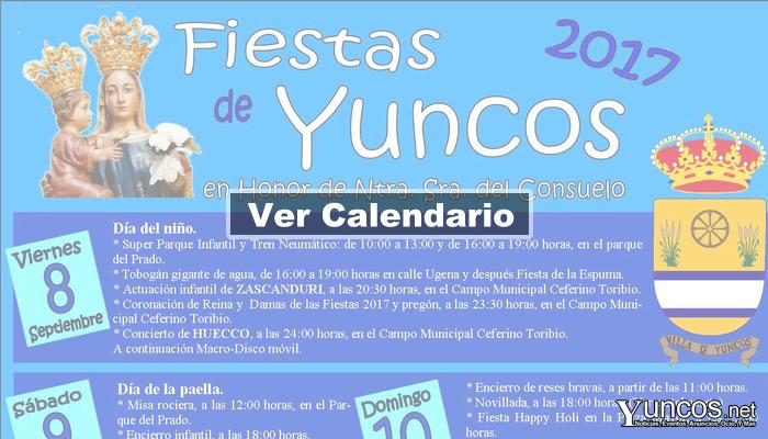 image fiestas yuncos 2017