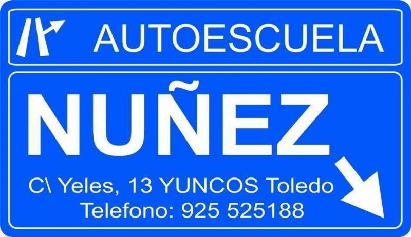 Autoescuela Yuncos - Nuñes