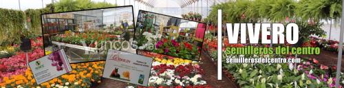 """Viveros """"Semilleros del Centro"""" Plantas hortícolas, Ornamentales, Fabrica de Piensos y Materiales Agricolas"""
